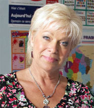 Denise Welch talking about Sue Stone