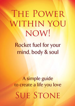Sue Stone – Book The Power Within You Now